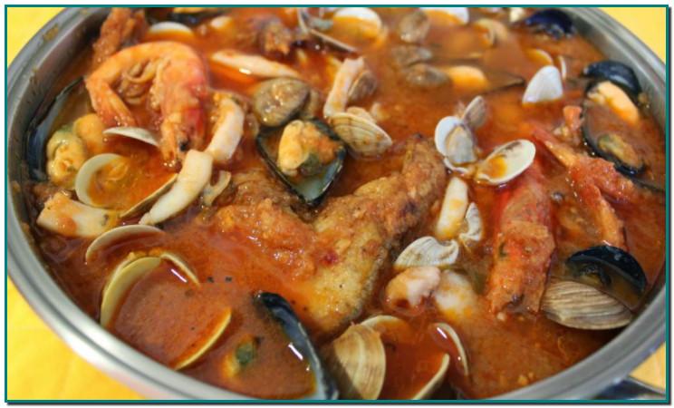 Caldereta de peix- Clàssica recepta per a un diumenge -Recepta de Josep Lladonosa i Giró