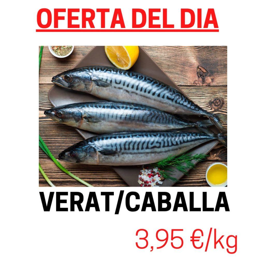 Oferta per avui divendres a Peixateries Gourmet Andorra.