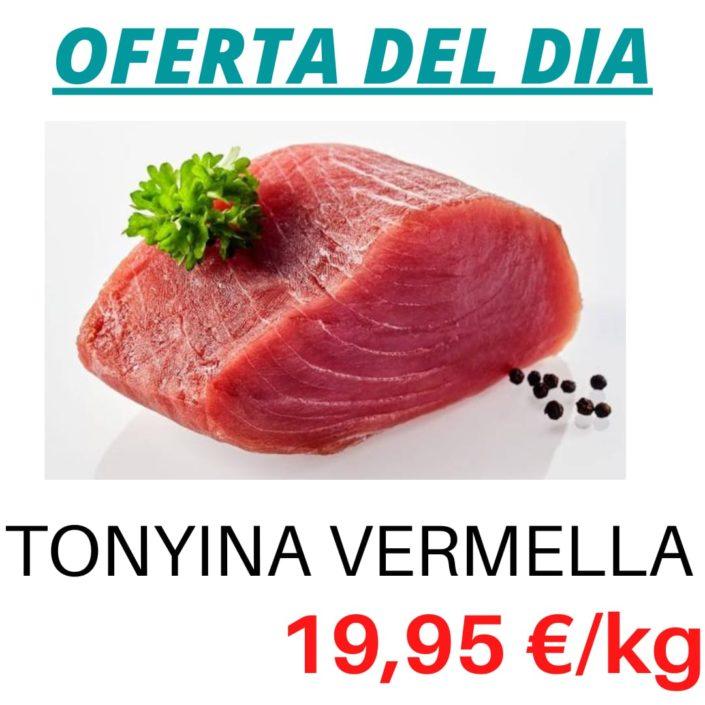 Peixateries Gourmet Andorra ofertes del divendres 28 de maig del 2021