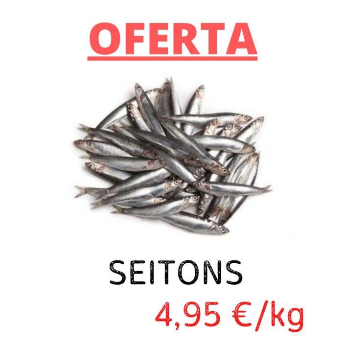 Peixateries Gourmet Andorra avui SEITONS en oferta. A peixateries Gourmet trobareu el millor peix i les millors ofertes al millor preu d'Andorra.
