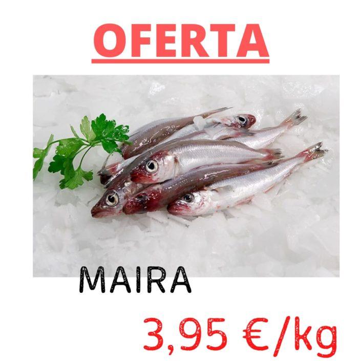 Avui tenim en oferta les Maires a Peixateries Gourmet Andorra