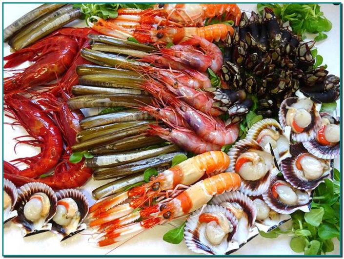 Peixateries Gourmet Andorra la millor peixateria per anar a comprar la teva Mariscada