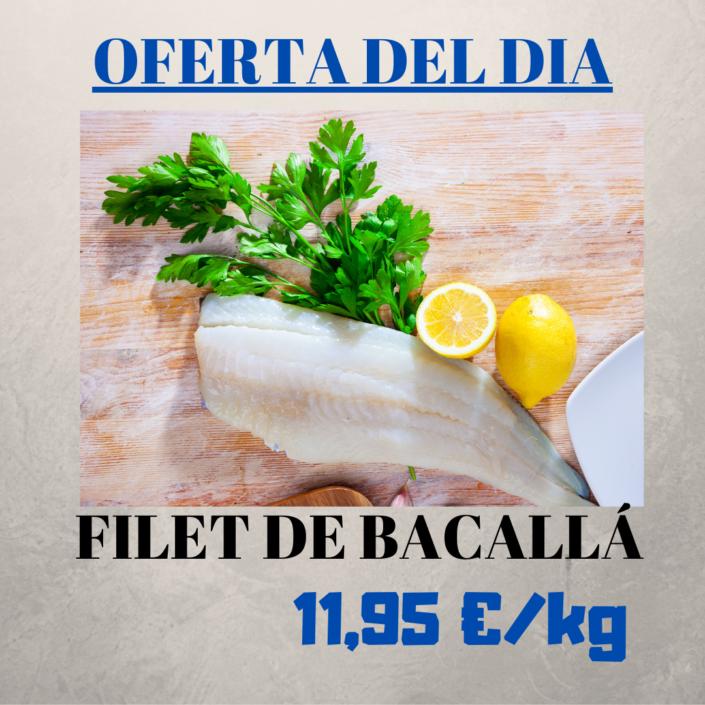 Noves ofertes d'avui dijous 25 de febrer del 2021 a Peixateries Gourmet Andorra.
