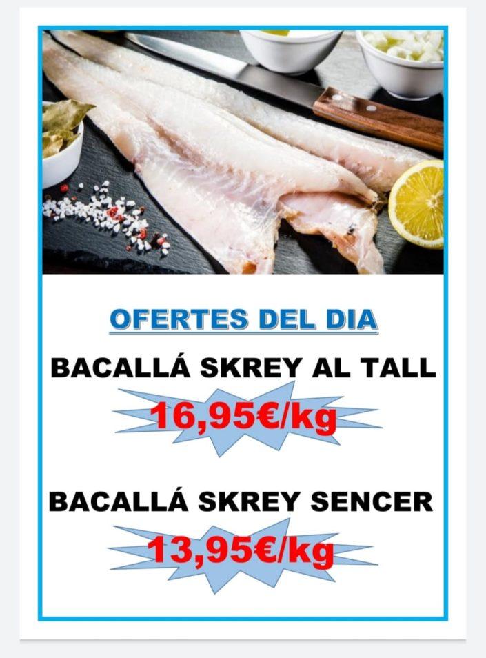 ¿Que és el bacallà skrei? Des de mitjans de febrer fins a finals de març, arriba als nostres mercats el skrei, una varietat de bacallà fresc que és una autèntica delícia, però, ¿què és el bacallà skrei? ¿Com es cuina? ¿Quines característiques té?