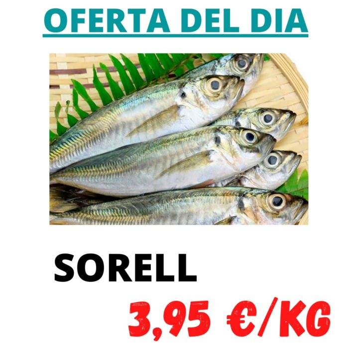 Ofertes d'avui divendres dia 14 de maig del 2021 a Peixateries Gourmet Andorra
